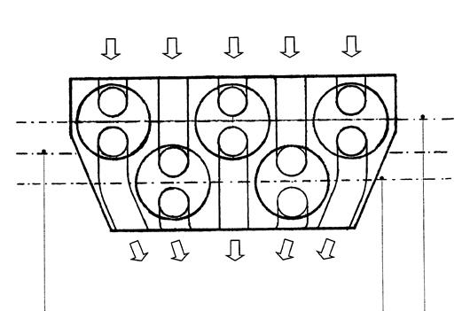 Horex Engine Patent Indicates W Configuration