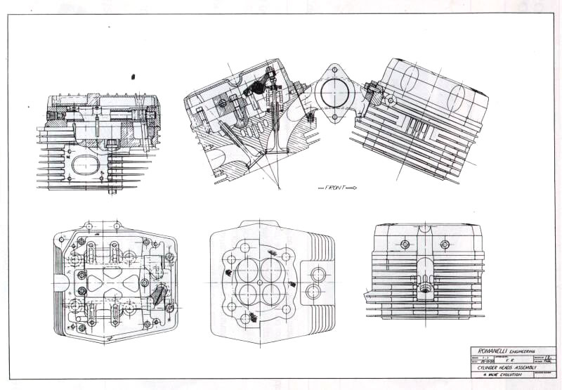 Harley Davidson Shovelhead Engine Diagram. Harley. Engine
