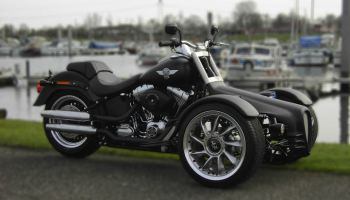 harley davidson quad and trike from q-tec engineering