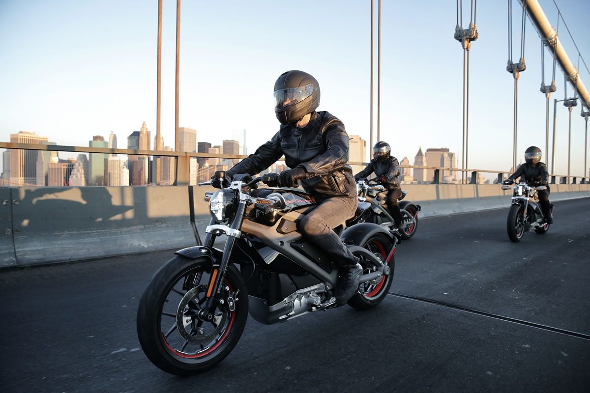 Harley Davidson Reveals Investment in Electric Motorcycle Company Alta Motors