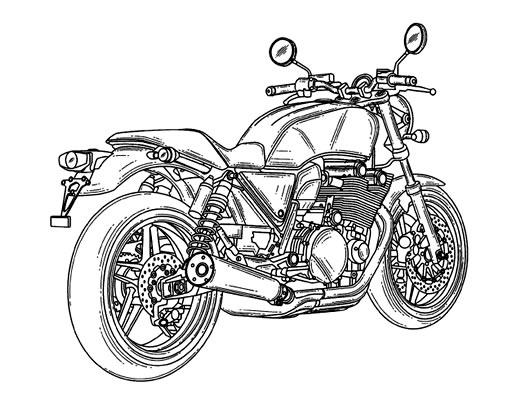 Honda CB1100F Ready to Go?