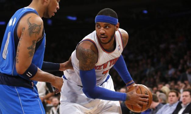 Podcast: Was a Knicks and Melo reunion possible?