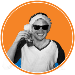 Photo of Jack Huntley, staff writer at The Knicks Wall. The Knicks Wall is the number one source of New York Knicks news, Knicks rumors & original analysis. Graphic by Anthony Corbo