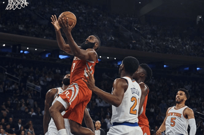 Rockets Demolish Knicks, NY Falls to 0–4 in Preseason
