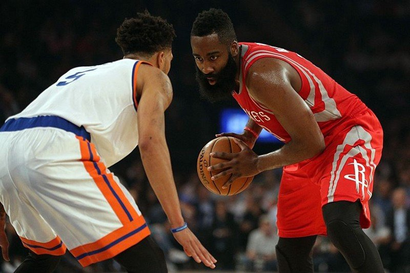 Knicks Look to Get in the Win Column Against Refurbished Rockets
