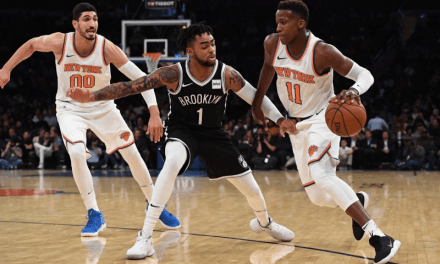 Knicks versus Brooklyn in Preseason: Part Deux
