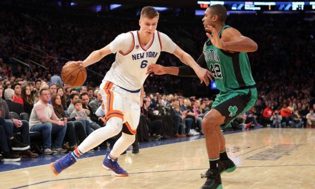 Knicks Head Up to Boston Looking for First Win