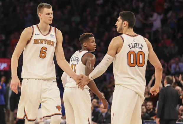 Knicks Look to Keep the Good Times Rolling Against Kemba Walker, Hornets