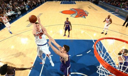 Knicks, Porzingis Down Suns, 120-107