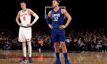 Doug McDermott's Bucket-Fest Propels Knicks To Another Win, Knicks Beat Clips 107-85