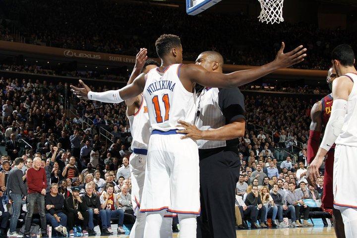 Knicks Lose a Heartbreaker, Fall to Cavs 104-101