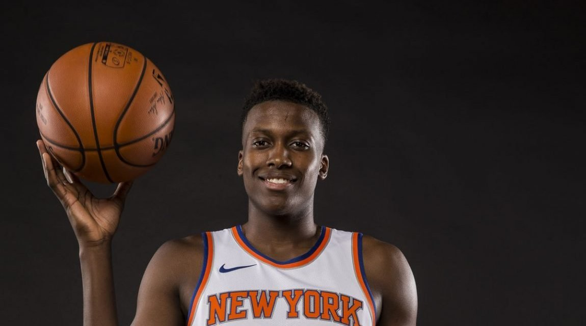 Knicks Film Study: Frank Ntilikina + Damyean Dotson Defense vs Rockets