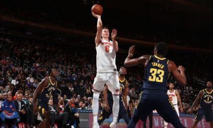Knicks Film School: The Pick & Roll Adjustment That Helped Knicks Beat Pacers