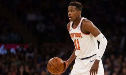 Knicks Film School: Frank Ntilikina Comeback Defense vs Pacers