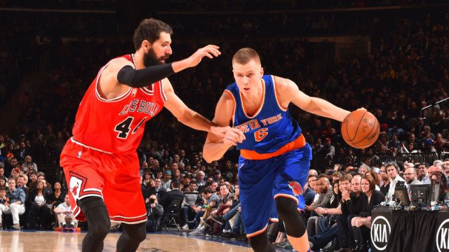 Knicks Head to Chicago to Face NBA's Worst