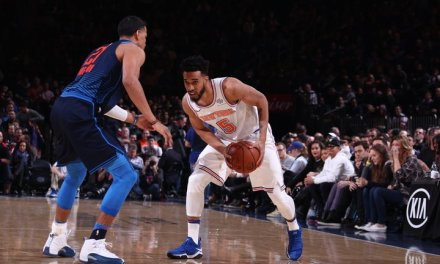 Knicks Defeat Oklahoma City Thunder 111-96 in Carmelo Anthony's Return