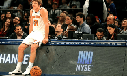 Knicks Film Study: Ron Baker vs. Atlanta Hawks