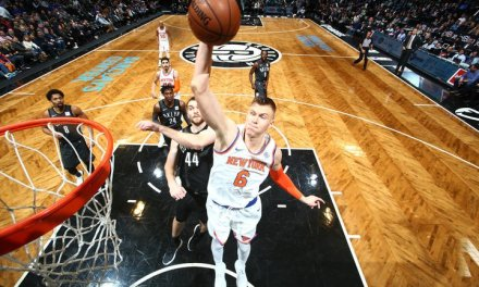 Knicks Look to Right Ship Against Nets on MLK Day