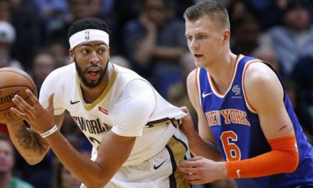 Knicks Battle Pelicans in Sunday Matinee