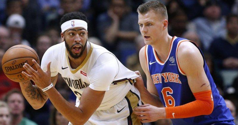 Knicks Battle Pelicans in Sunday Matinee