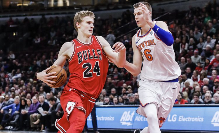 Knicks Look to Tame the Bulls at The Garden