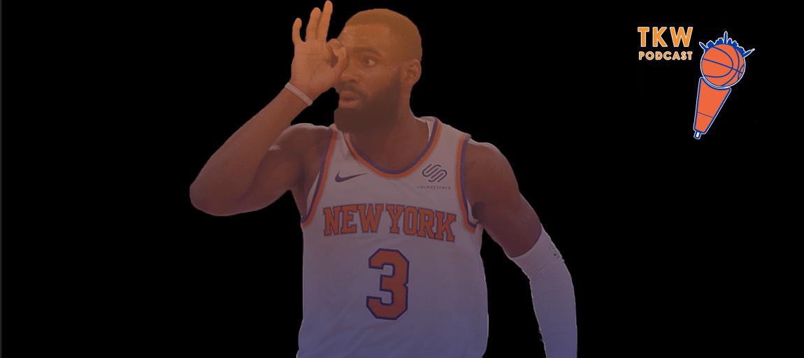 TKW Podcast: Fan Questions, All-Star Starters & Knicks/Grizzlies