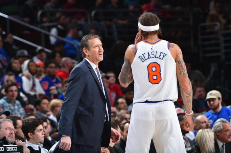 Knicks Falter In Philly, Lose Seventh Straight Game
