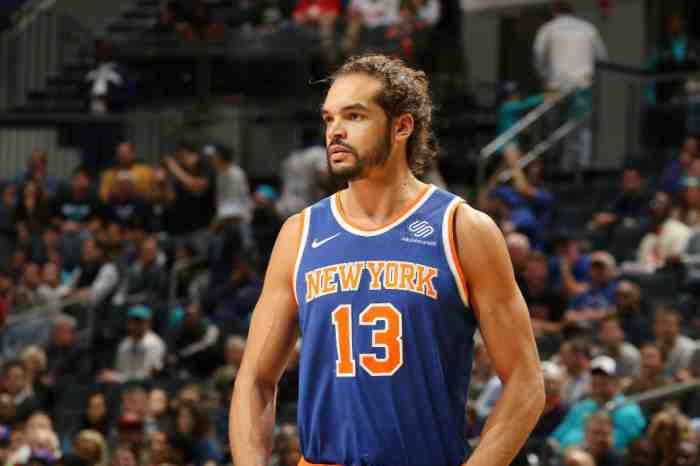 Noah, Knicks Reach Agreement on Waive and Stretch
