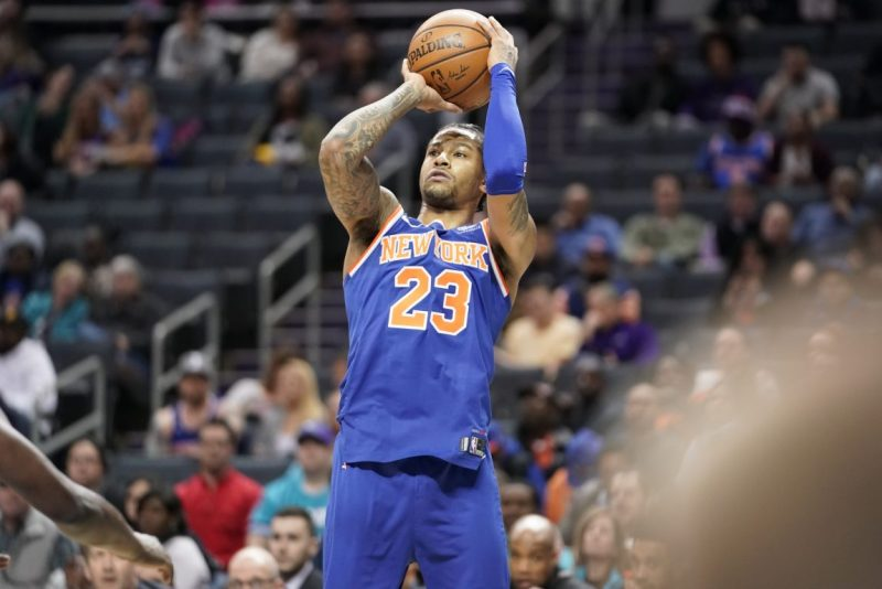 Trey Burke's Career Night Not Enough, Knicks Lose to Hornets in OT