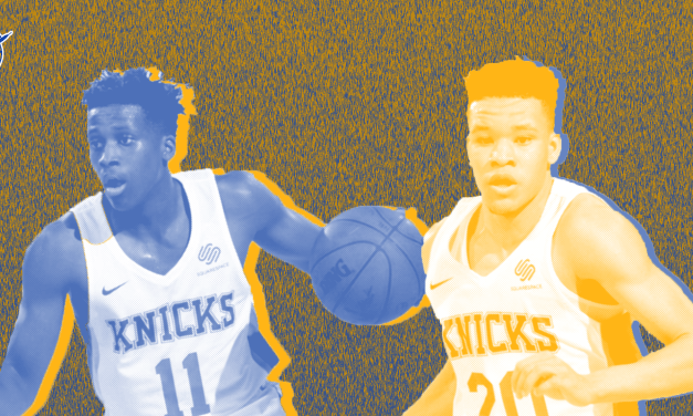 The 10 Biggest Knick Questions for the Year Ahead