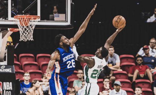 Knicks Drop Summer League Tournament Game to Celtics