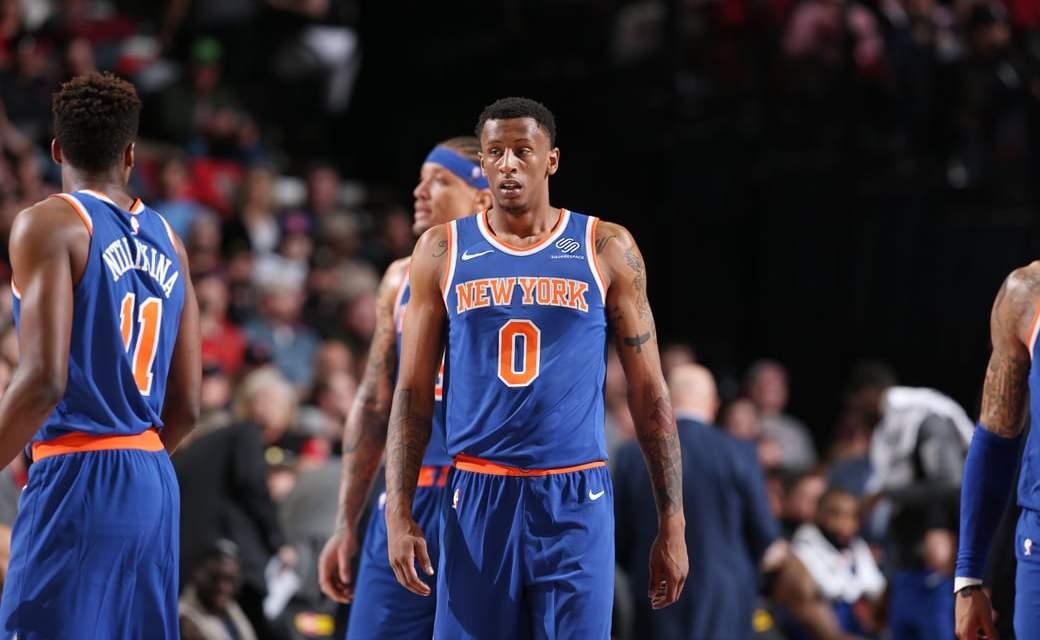 Knicks Waive Troy Williams