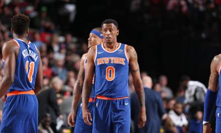 Knicks Waive Troy Williams