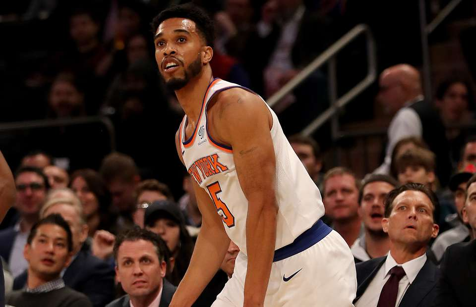 Courtney Lee is Pushing for a Change of Scenery…Or Is He?
