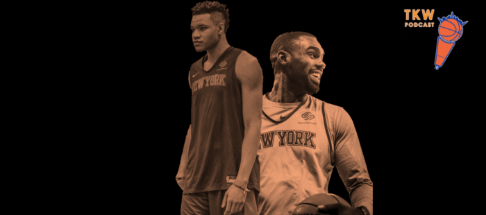 TKW Podcast: Knicks-Wizards Preseason Debut Recap