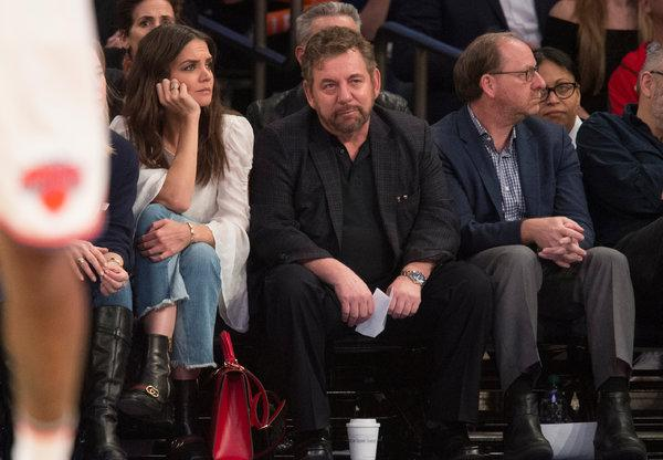 Dolan 'Selling' the Knicks and the Possibility of Micro-Managing