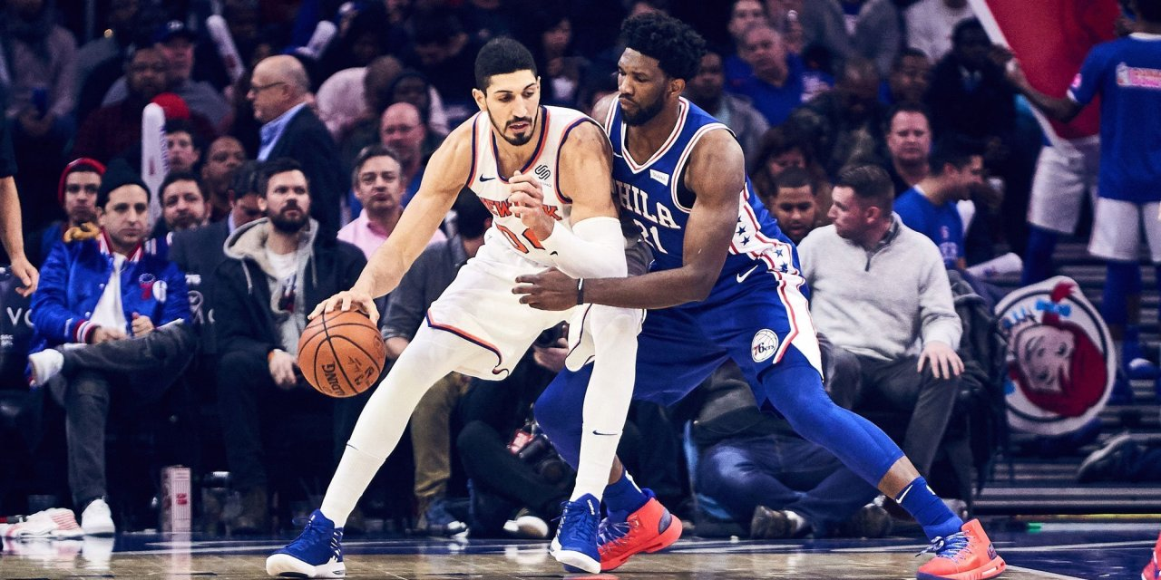 Knicks Head to Philly for Matchup With MVP-Caliber Embiid, Scary Sixers