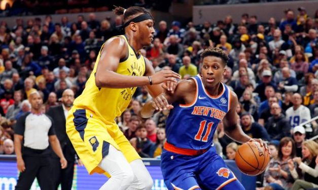 TKW Highlights: Frank's Dimes and Knox's Buckets vs. Pacers