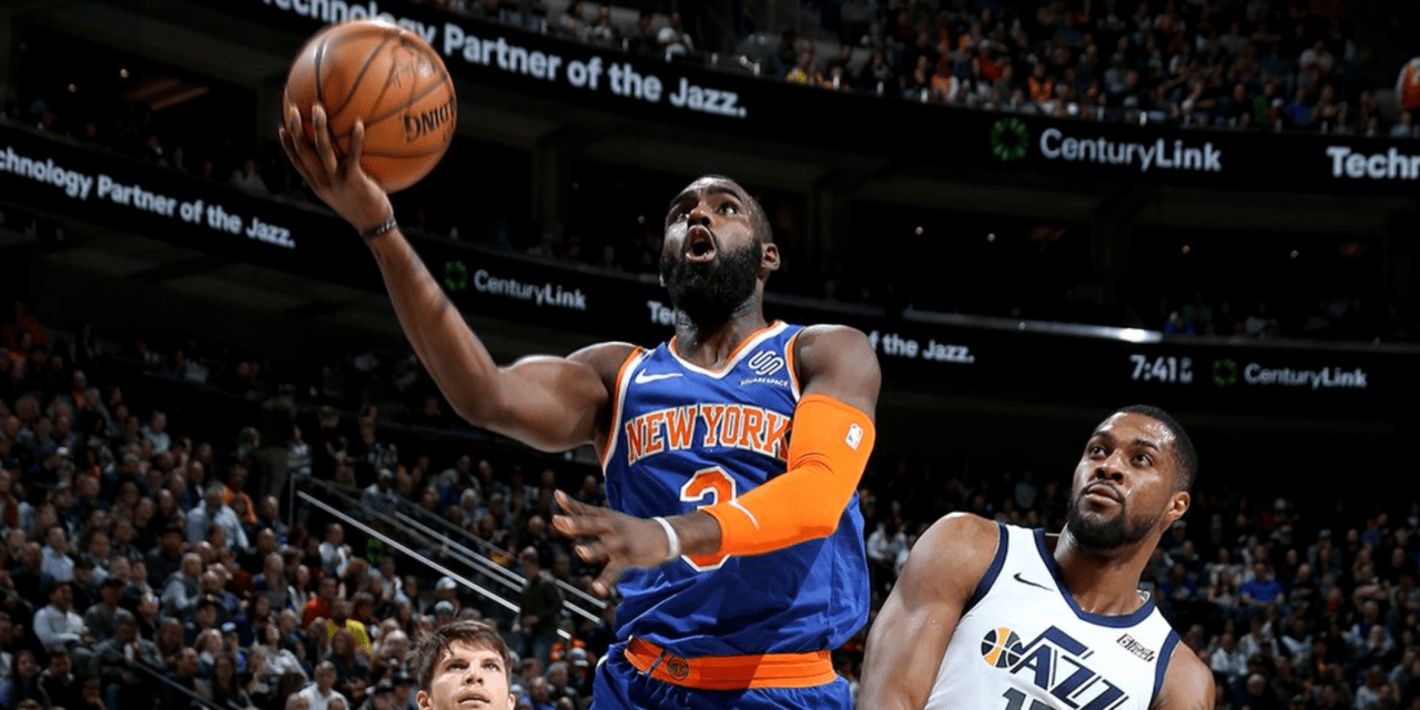 Knicks Brutalized, Demolished by Jazz; Writer Struggles to Make Post Riveting