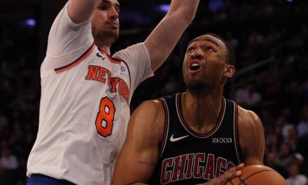 Knicks Should Stay Away From Jabari Parker Reclamation Project