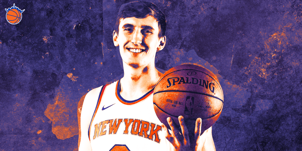 What Should the Knicks Do With Luke Kornet?