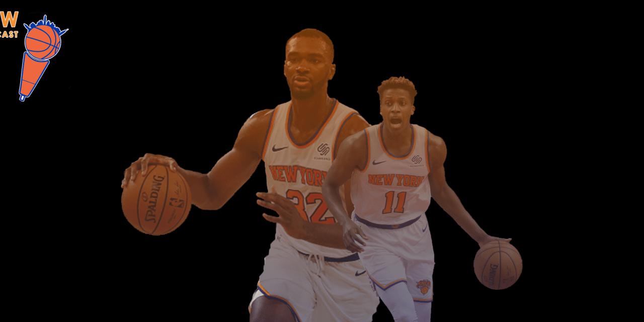 TKW Podcast: Celtics Loss, Vonleh Praise & Another Ntilikina DNP