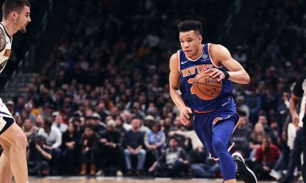 Rapid Reaction: Kevin Knox's Rookie of the Month Award the First Notch on Developing Star's Belt