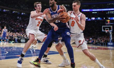 Luke Kornet Embodies Knicks' Desire to Test Young Core in Lieu of Kristaps Porzingis