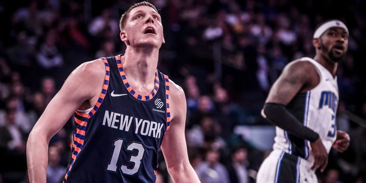 ESPN: Knicks, Ellenson Agree to Contract, Team Option for 2019–20