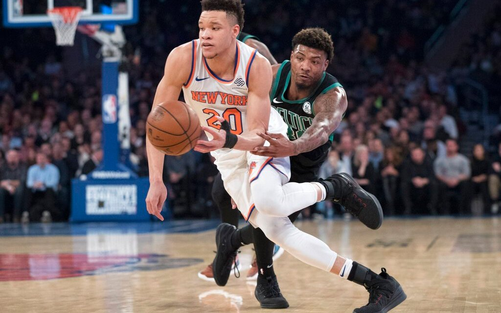 Were Kevin Knox and the Young Knicks Snubbed at the NBA's Rising Stars Challenge?