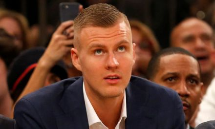 Knicks Players, League React to Monumental Kristaps Porzingis Trade