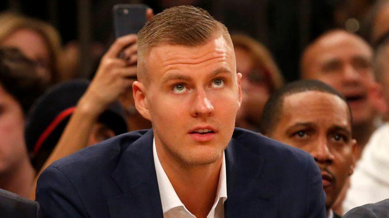 Knicks Players, League React to Monumental Kristaps Porzingis Trade