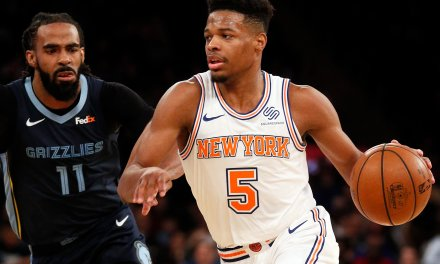 TKW Highlights: Dennis Smith Jr. and DeAndre Jordan Make Knicks Debut vs. Grizzlies