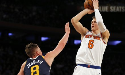 [UPDATES] Woman Alleges Rape Against Kristaps Porzingis